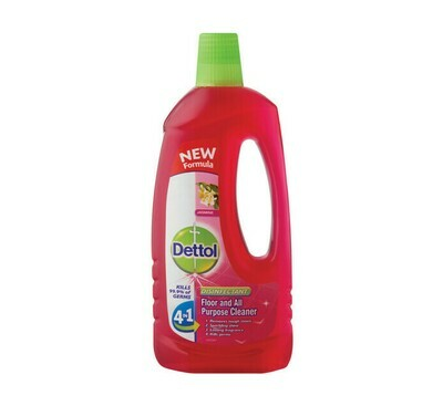 Dettol Floor & All Purpose Cleaner Jasmine 750ml