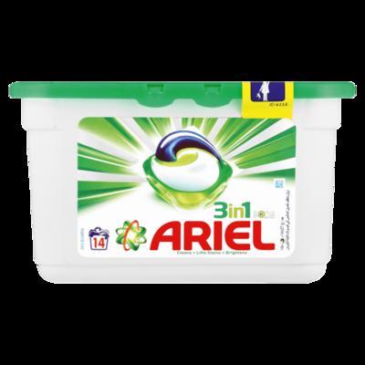Ariel Original 3in1 Washing Capsules 14 Pods