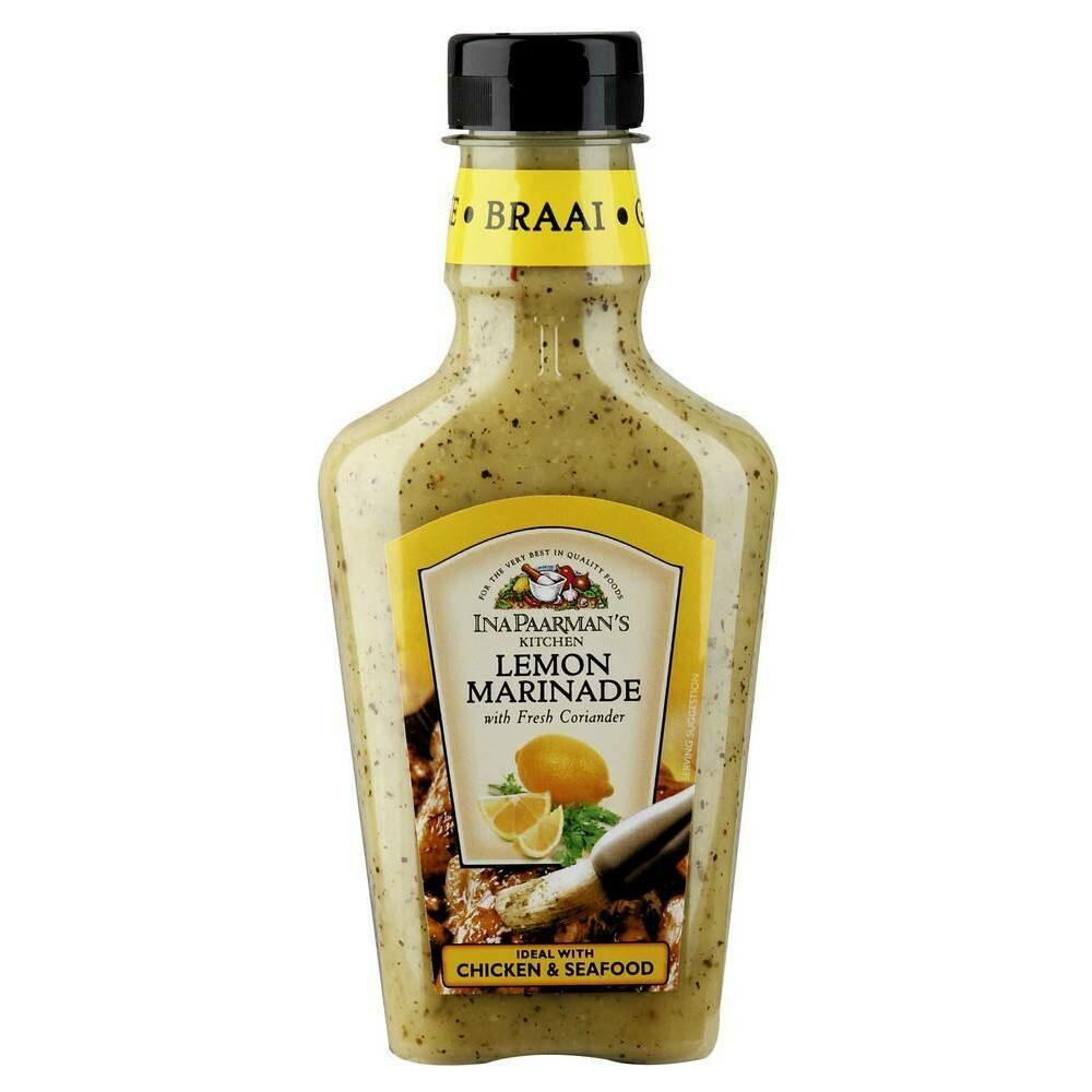Ina Paarmans Lemon Marinade 500ml