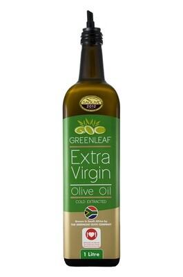 Greenleaf Extra Virgin Olive Oil 1lt