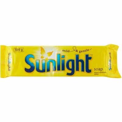 Sunlight Laundry Soap 500g
