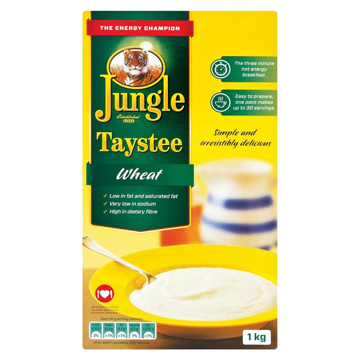 Jungle Tasytee Wheat Semolina 1kg