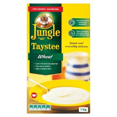 Jungle Tasytee Wheat Semolina 1kg