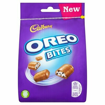 Cadbury Oreo Bites Pouch 110g