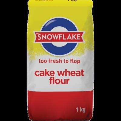 Snowflake Cake Wheat Flour 1kg