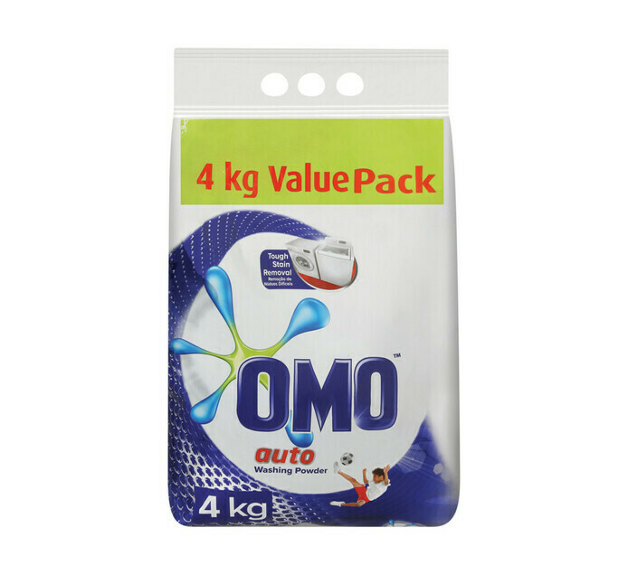 Omo Auto Washing Powder 4kg