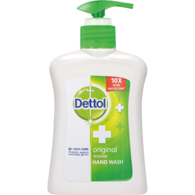 Dettol Original Liquid Hand Wash 200ml
