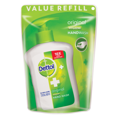Dettol Original Liquid Hand Wash Refill 200ml