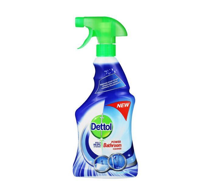 Dettol Bathroom Cleaner Ocean Fresh 500ml