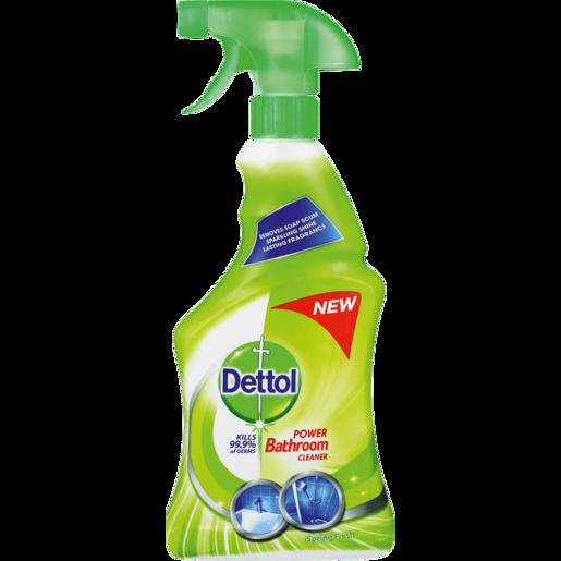 Dettol Bathroom Cleaner Spring Fresh 500ml