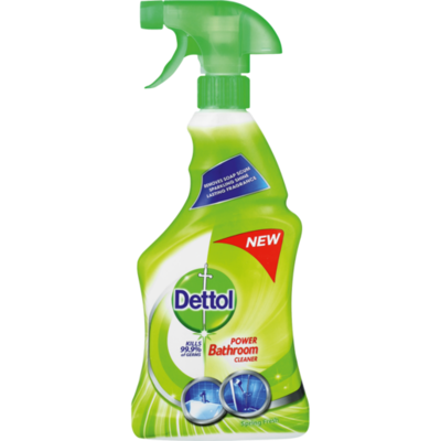 Dettol Bathroom Cleaner Spring Fresh 500ml