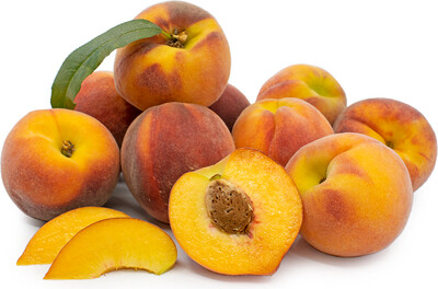 Yellow Peaches 10 For