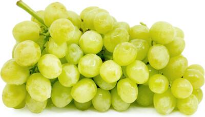 Green Seedless Grapes Punnet