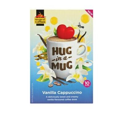 Hug in a Mug Vanilla Cappuccino 10x24g