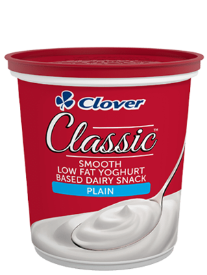 Clover Classic Low Fat Plain 1kg