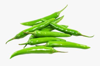 Green Chillis (250g,500g,1kg)