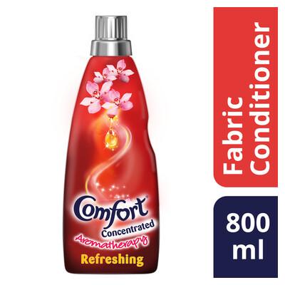 Comfort Fabric Conditioner Aromatherapy Refreshing 800ml