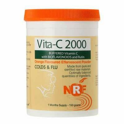 NRF Vita-C 2000 150g