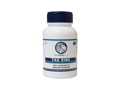 Tau Zinc 50mg Anti Oxidant & Immune Support 90 Tablets