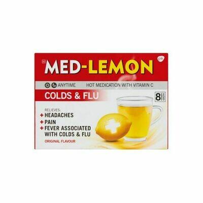 Med-Lemon 8 Satchets