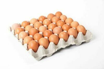 Farm Fresh Free Range Eggs 30s