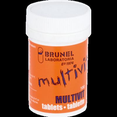 Brunel MultiVit 100 Tablets