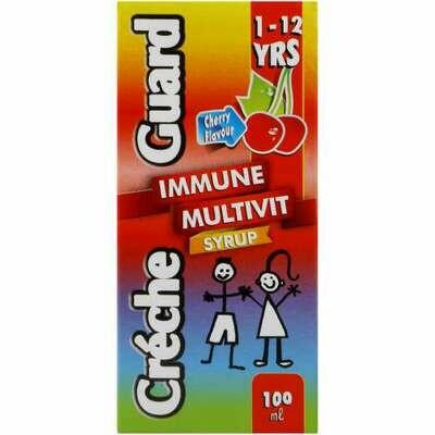 Creche Guard Immune Multivit Syrup 100ml