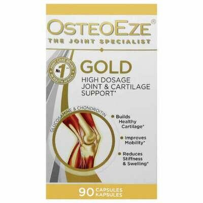 OsteoEze Gold 90 Capsules