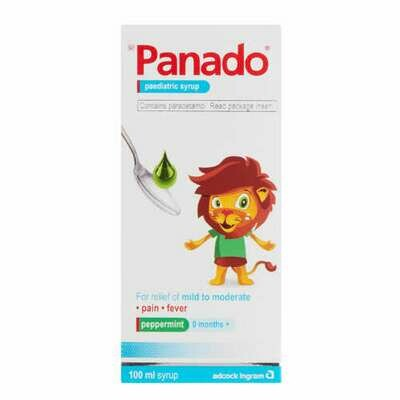 Panado Peppermint Syrup 100ml