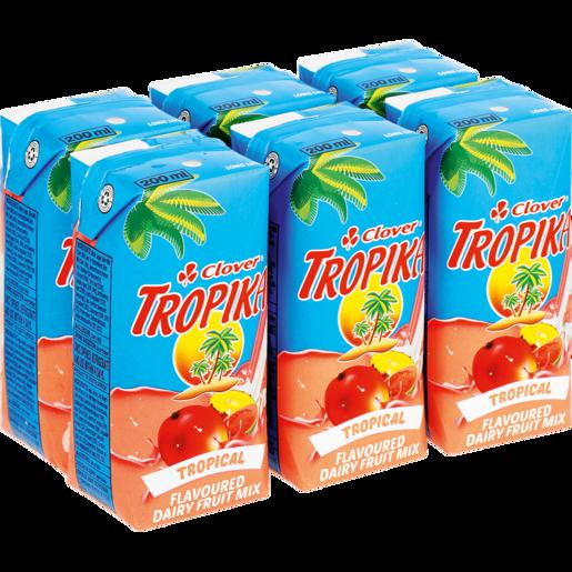 Clover Tropika Easy Tropical 6x200ml