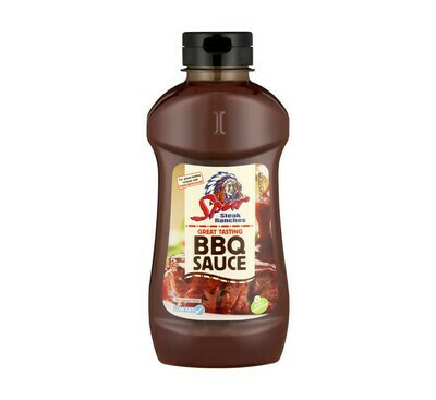 Spur BBQ Sauce Squeeze 500ml
