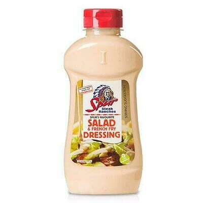 Spur Salad & French Fry Dressing Squeeze 500ml