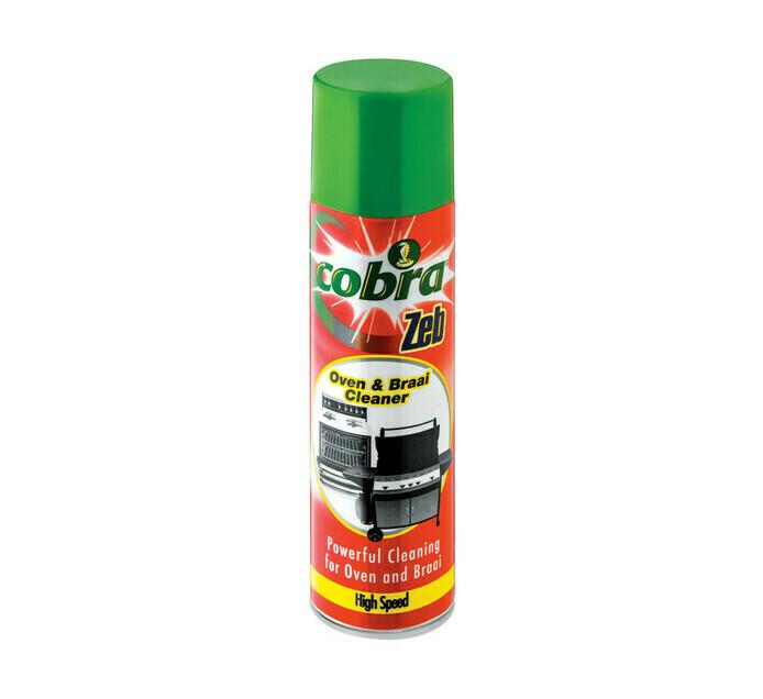 Cobra Zeb Oven Cleaner High Speed 275ml