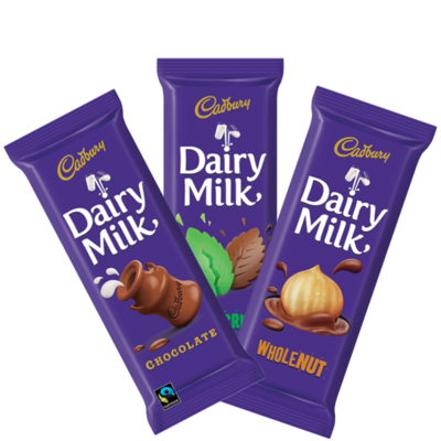 Cadbury Dairy Milk Combo Buy 3 For