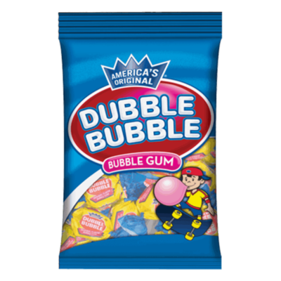 Dubble Bubble Original Bubblegum 127g