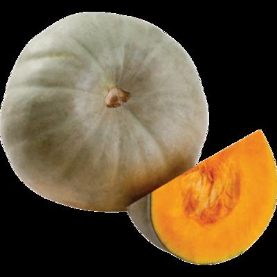 Pumpkin Cut In 4
