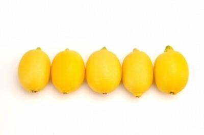 Lemons Large Buy 5 For