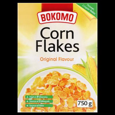 Bokomo Corn Flakes 750g