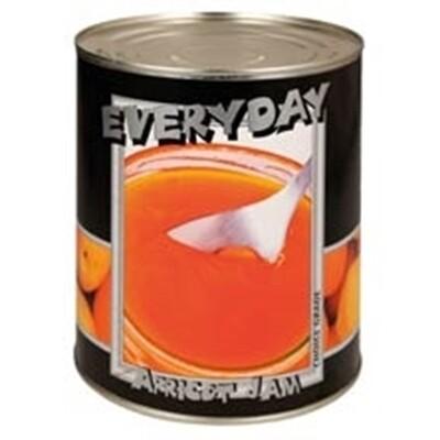 Everyday Apricot Jam 520g