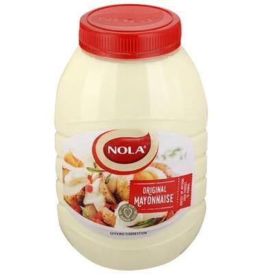 Nola Original Mayonnaise 3kg