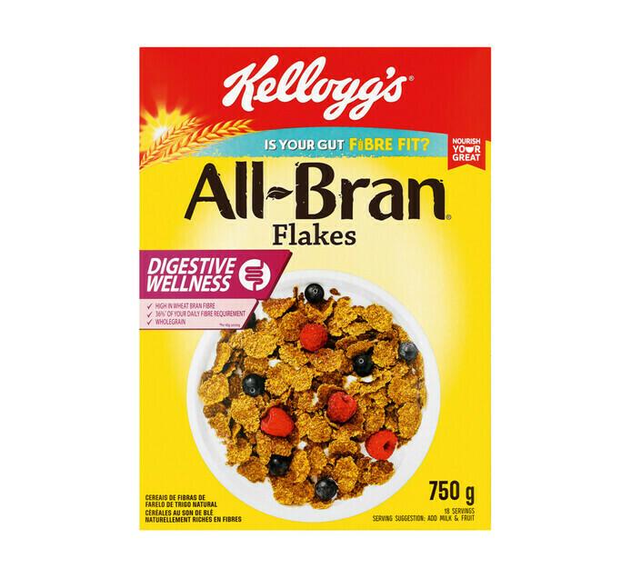 Kellogg's All Bran Flakes 750g