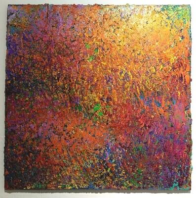 GIVERNY XXI, Gemälde von Michael Freudenberg