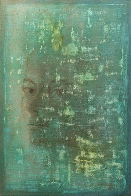 Piotr Trusik, Portrait Between Poems I, 2020