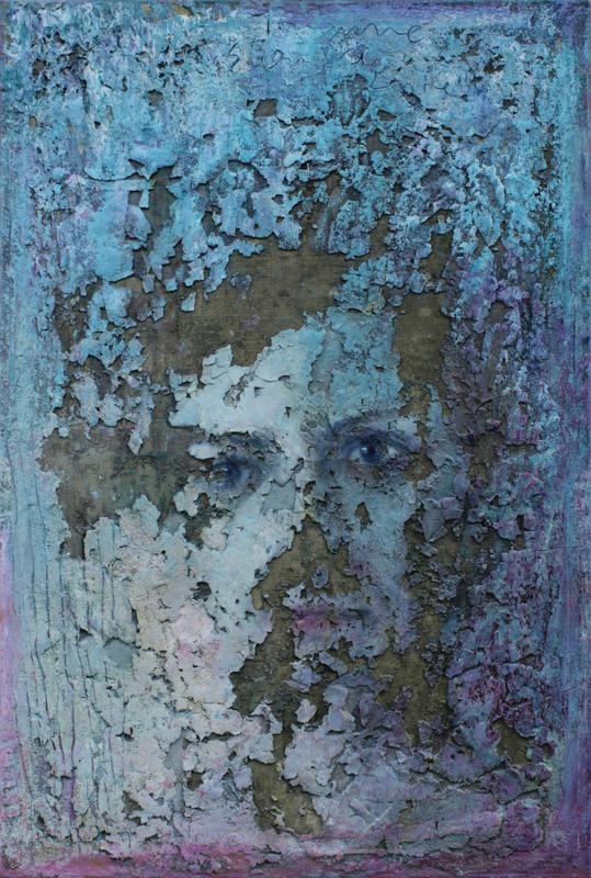 Piotr Trusik, Portrait Between Poems III, 2020