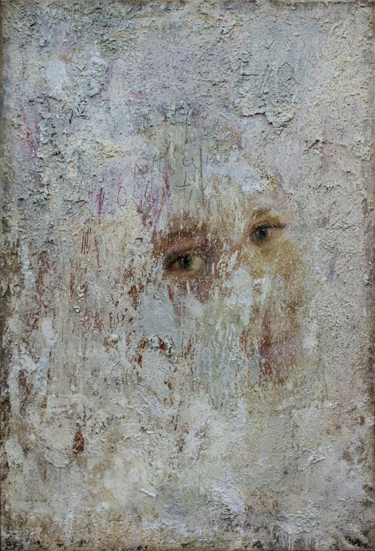 Piotr Trusik, Portrait Between Poems II, 2020