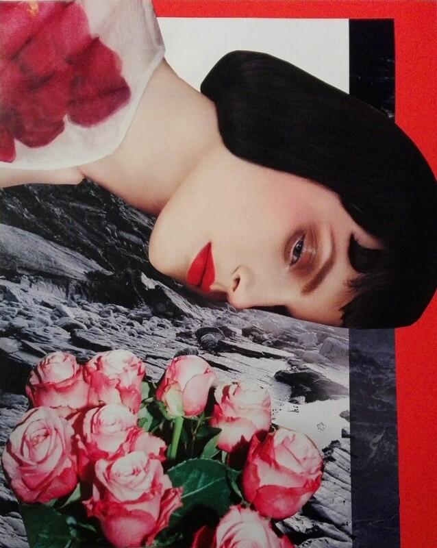 Magda Chmielek, Pink Roses, 2019