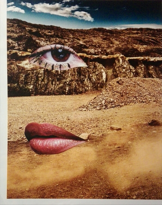 Magda Chmielek, Lonely Desert, 2019