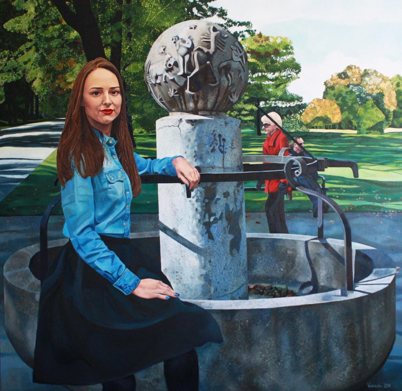 Sylwia Wozniczka, Kosciuszko Park, 2016
