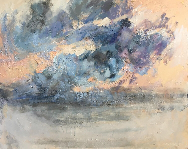 Lidia Wnuk, Windy Landscape, 2019