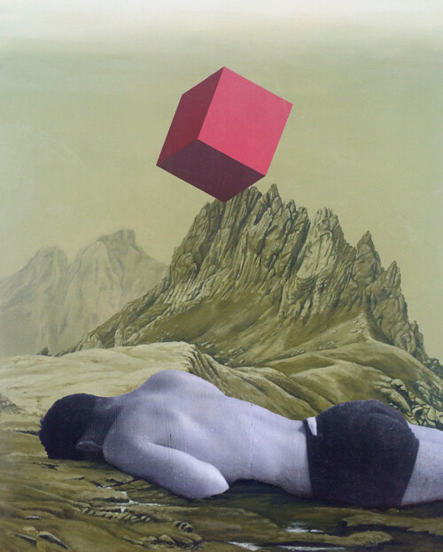 Marcos Martinez, Dream, 2015